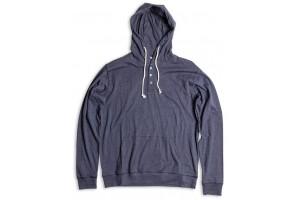 Matix Knit World Henley Blue