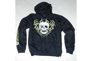 Skull Black Yellow