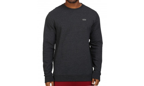 Vans Core Basics Crew Fleece IV BlackHeather
