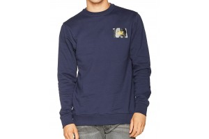 Vans Zapper Crew Dress Blues