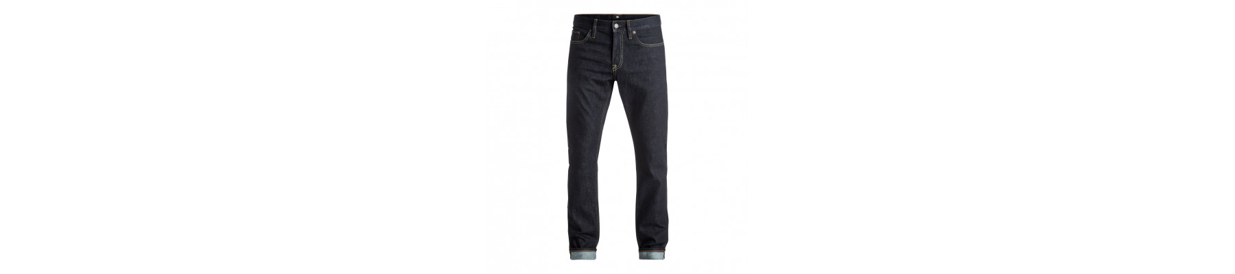 DC Worker Indigo Rinse Slim Fit Blue