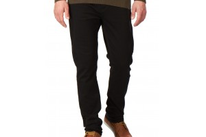 Element Midway Chinos Blk