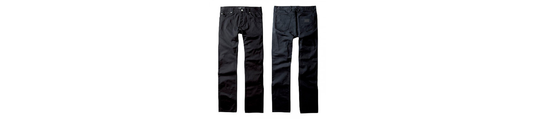Fallen Slim Fit Jet Black