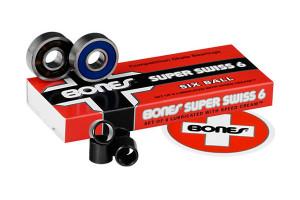 Bones Super Swiss6