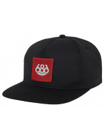 686 KNOCKOUT 5PANEL BLACK