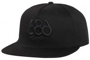 686 OG Icon Black
