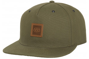 686 Patch Olive
