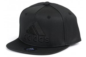 Adidas Flat Cap BlkBlk