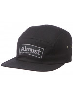 Almost A 5 Panel Hat Black