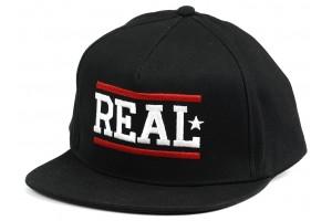Real Bar Logo Black