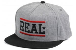 Real Bar Logo GreyBlack