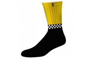 Psockadelic Half cab black yellow