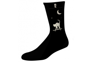 Psockodelic NIGHT CAT BLACKGLOW