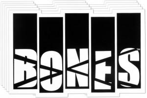 Bones Flag Sticker Sticker