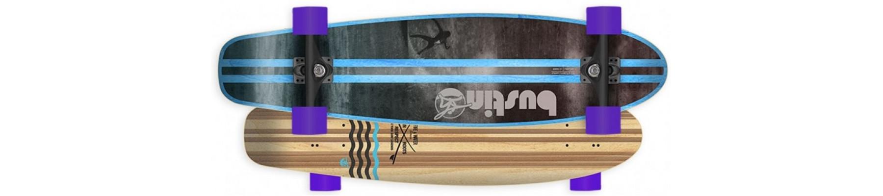 Bustin NY Surf Tribute Cruiser 32