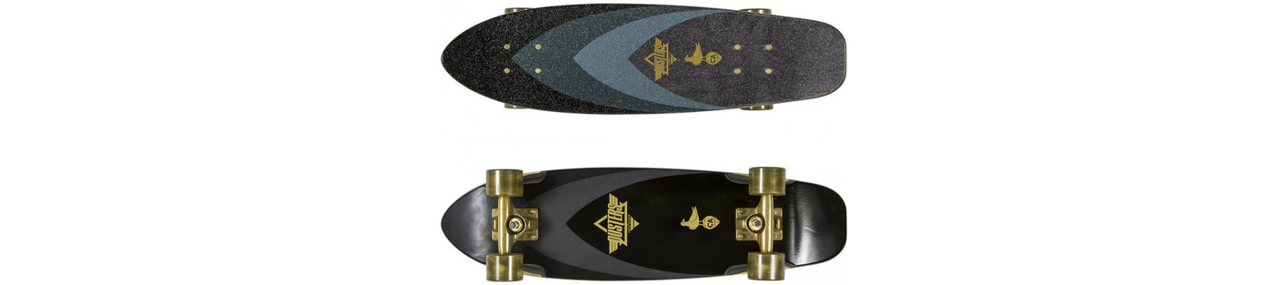 Dusters California BlkGold Bird Raven 27