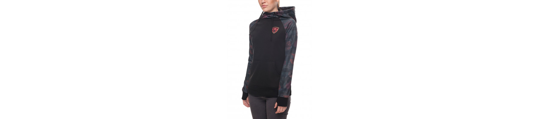 686 WMNS CORA BONDED FLEECE CAMOROSE