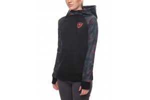 686 CORA BONDED FLEECE CAMOROSE