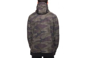 686 Icon Zip Bonded Fleece Hoody Faticue camo