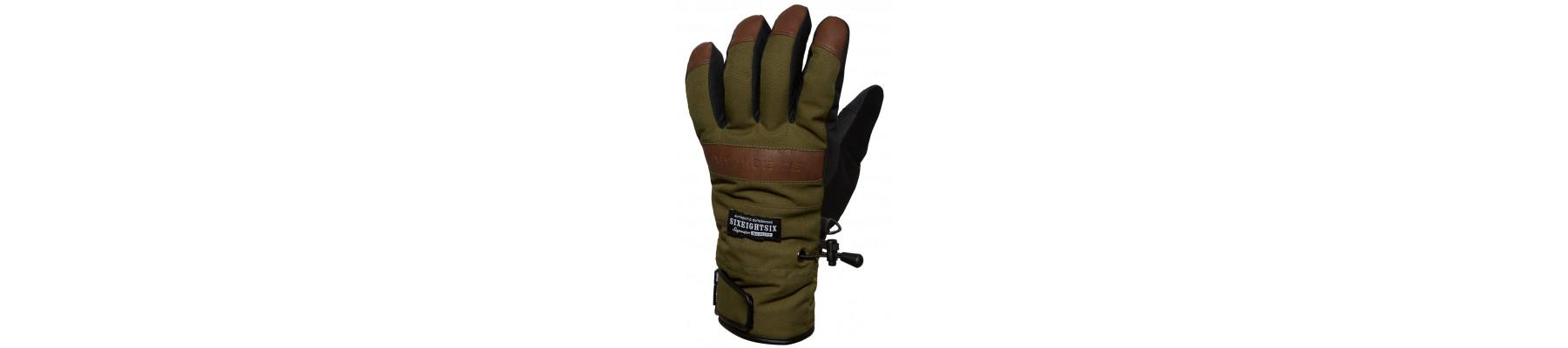 686 Recon Snowboard Glove Olive 10K/8K/-21'C