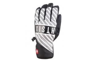 686 Ruckus Pipe Glove Stripes Print 10K/10K/-7'C