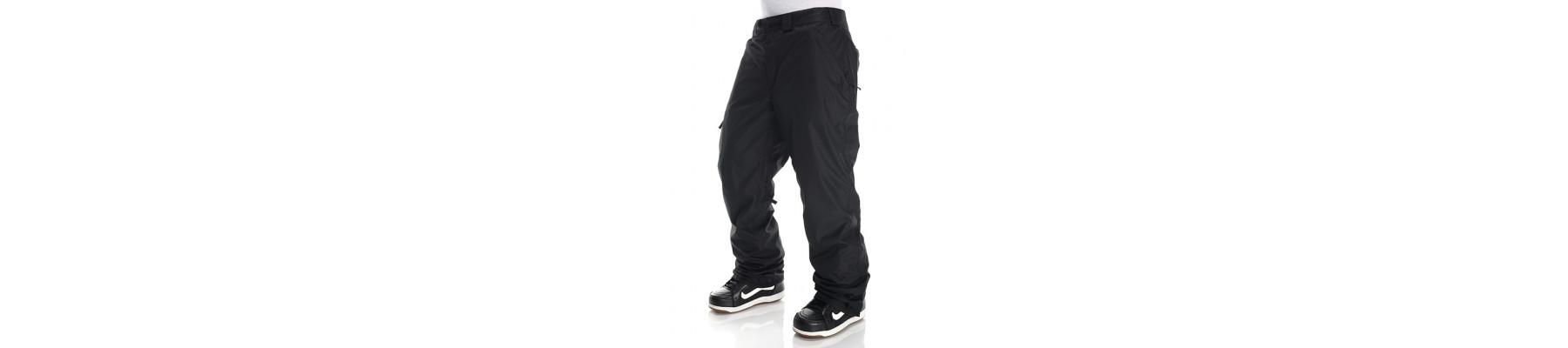 686 Authentic Standard Pant Black 5K/5K/-7'C