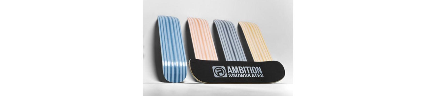 Ambition Snowskate 8.5  2018