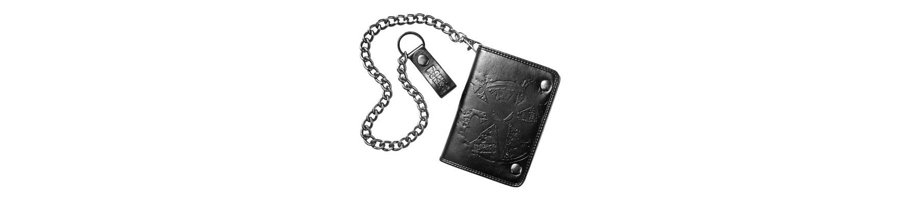 BONES Rat Embossed Wallet