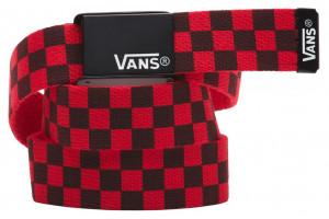 Vans Deppster Web belt BlackRed