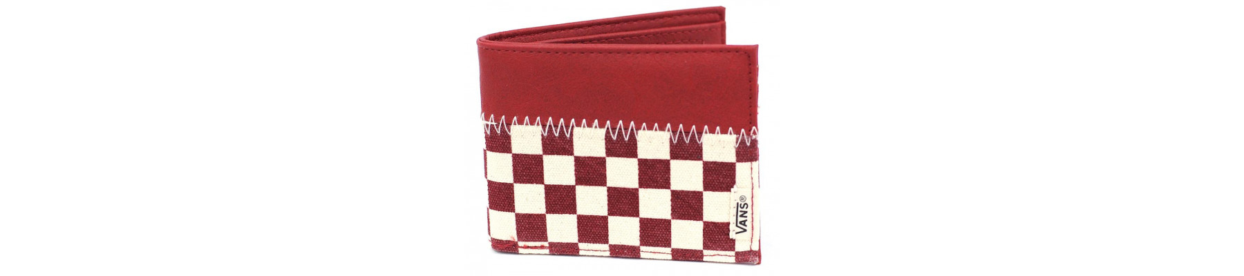 Vans Doheny Wallet Red