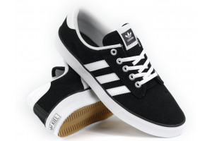 Adidas Kiel Black Canvas