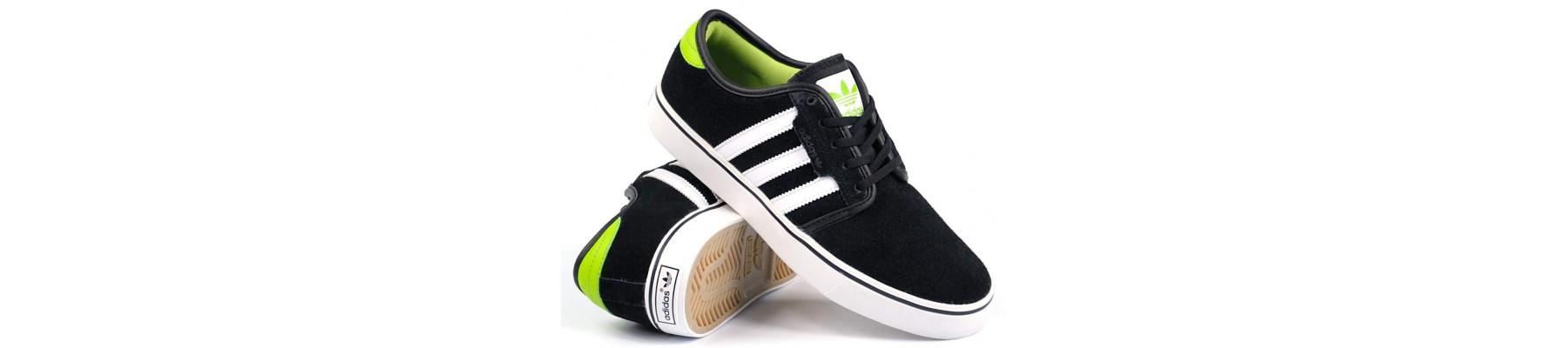 Adidas Skateboarding Seeley Blk suede