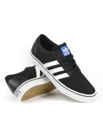 Adidas Skateboarding Adi Ease Black Canvas
