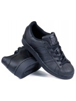 Adidas SuperStar BlkBlk Leather