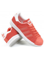 Adidas Superstar Bounce Red