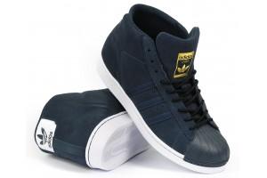 Adidas Superstar Winter PRO Model MidNgtMid