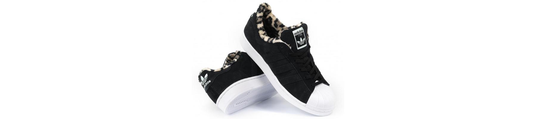 Adidas Superstar W CBlkCBlk
