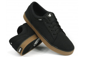 DVS Aversa Black Gum Canvas