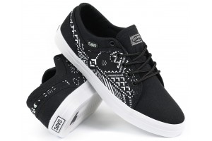 DVS Aversa WOS BlackBatik Canvas