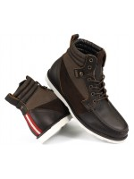 DVS Bishop Brown Leather