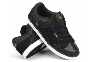 DVS Ignition CT Kids Black Nubuck