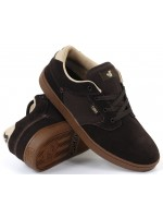 DVS QUENTIN CHOCOLATE SUEDE