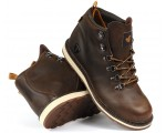 DVS Yodeler Snow Brown Crazy Horse Leather