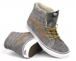 Vans Sk8-Hi Reissue Smoked Fleece
