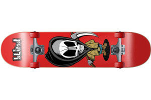Blind Bone Thug Soft Wheels Red 7.63