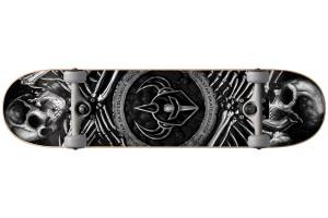 Darkstar Remains Silver 7.75