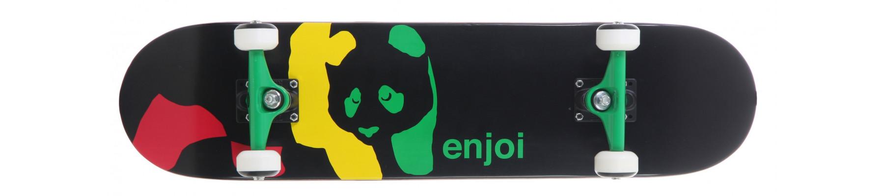 Enjoi Rasta Panda 7.8
