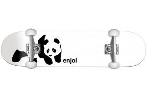Enjoi Whitey Panda White 7.75