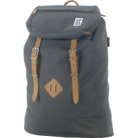 ThePackSociety Premium Solid Charcoal
