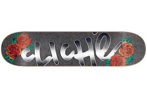 Cliche Handwritten Tattoo